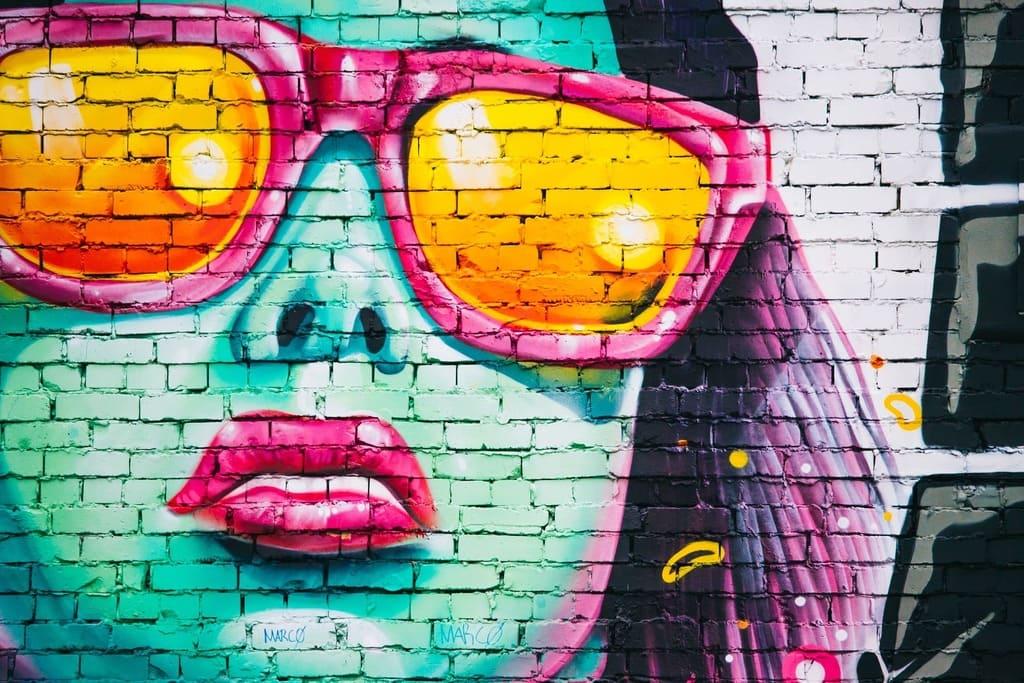 intec graffiti wall